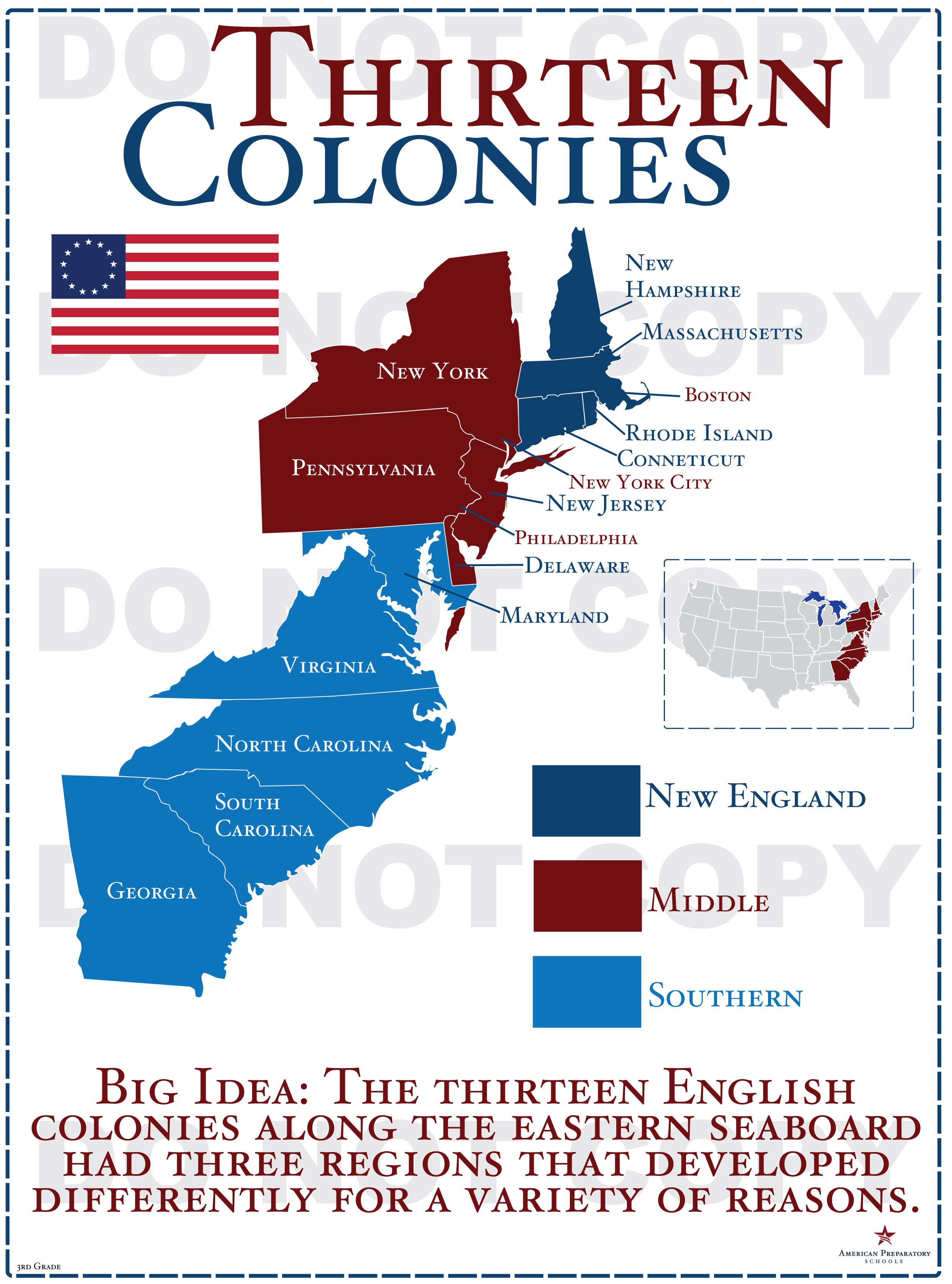 thirteen colonies 3rd grade. Black Bedroom Furniture Sets. Home Design Ideas