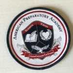 Iron-on Crest Patch for Blazer
