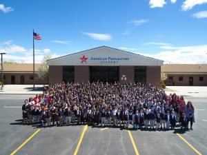 West Valley 1 2019 All-School Photo